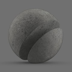 Concrete Mixed Bare