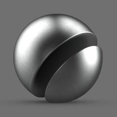 Steel Oxidized