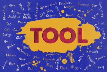 Tool, Word Cloud, Blog