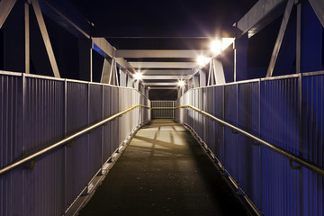 Urban Foot Bridge