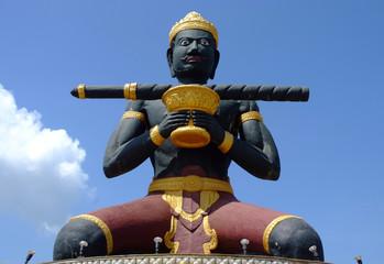 Battambang Statue (dambang kranhoung)