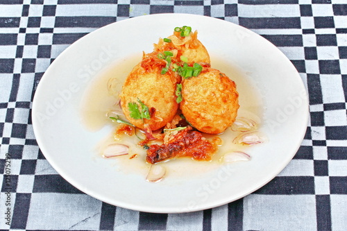 ... sauce hard sauce thai fried hard boiled eggs in tamarind sauce recipes