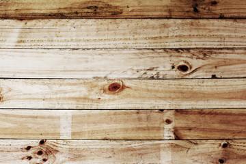 Wooden Slats Texture Background