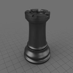 Chess Piece Rook