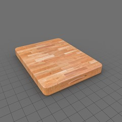 Chopping Board Wooden