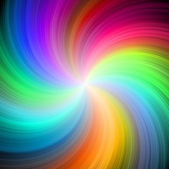 Rainbow beautiful joyful happy swirl background image