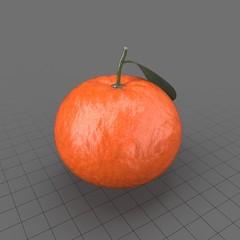Tangerine Stem