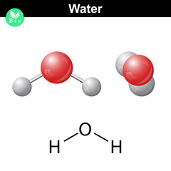 Water natural inorganic compound