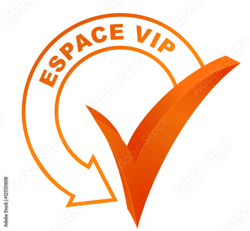 espace vip sur symbole valid orange stockfotos und lizenzfreie vektoren auf. Black Bedroom Furniture Sets. Home Design Ideas