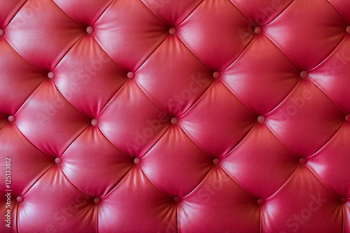 Vintage Red Leather Sofa Texture Background Luxury Clic Retro Chair Made