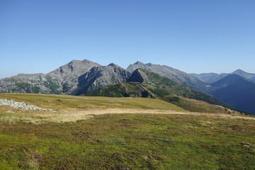 Stein am Mandl, Obersteiermark Gipfel und Aussicht im Sommer