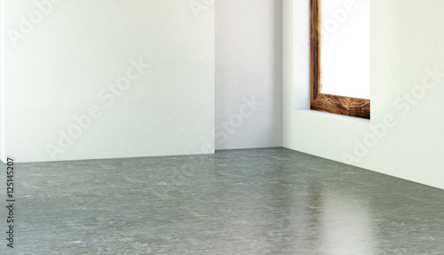 raum mit einem holzfenster stockfotos und lizenzfreie. Black Bedroom Furniture Sets. Home Design Ideas