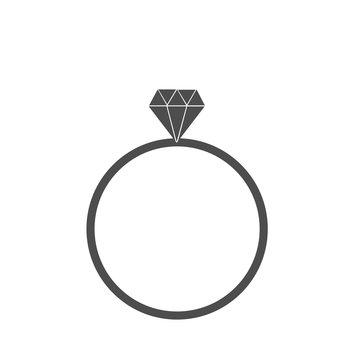 Diamon Ring Icon