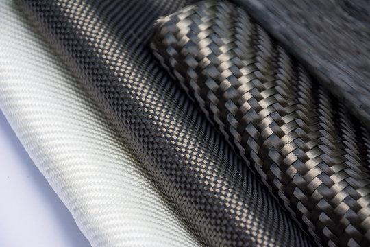 Carbon fiber composite raw material