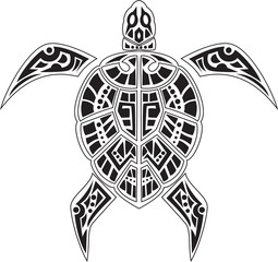 Turtles tattoo for your design