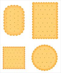 a biscuit vector