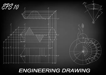 engineering drawing, industry, education, science, engineering