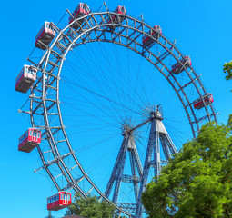 Ferris Wheel in Vienna
