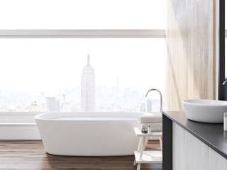 New York City bathroom