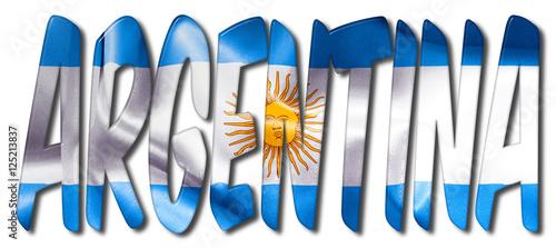 argentina word with flag texture stockfotos und lizenzfreie bilder auf bild. Black Bedroom Furniture Sets. Home Design Ideas