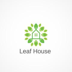 Leaf House.