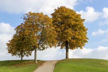 Herbst in Karlsruhe