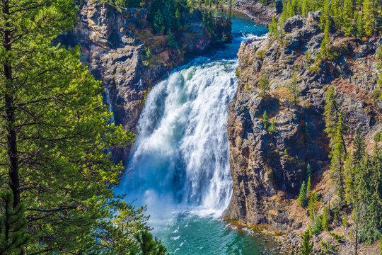 Upper Yellowstone Falls