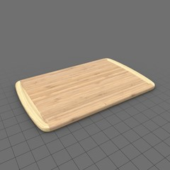 Chopping Board Bamboo