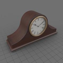 Clock Mantel