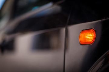 Car turn signal