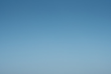 Background and texture of blue sky pattern