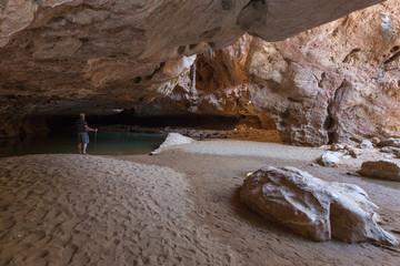 Tunnel Creek, Kimberley, Western Australia