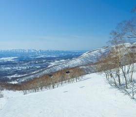 北海道ニセコ スキー場