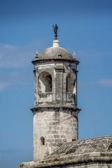 La Giraldilla, watchtower of Castillo de la Real Fuerza in Havana, Cuba