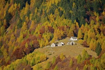Autunno in Val Vigezzo