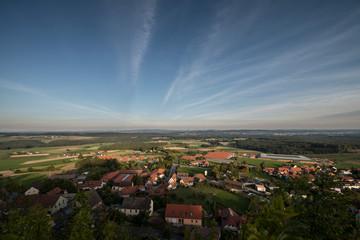 Parkstein Panorama