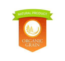 Natural Organic Grain