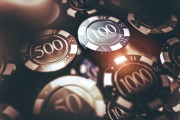 Casino Gambling Concept