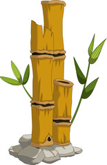 yellow bamboo for you design