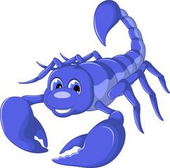 scorpion cartoon for you design