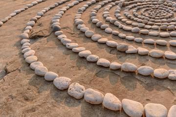 Lines of rings