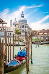 Kirche Santa Maria della Salute, Venedig