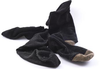 Old unpair socks