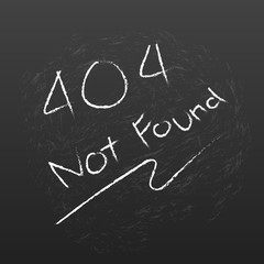 Vectors Abstract background 404 connection error
