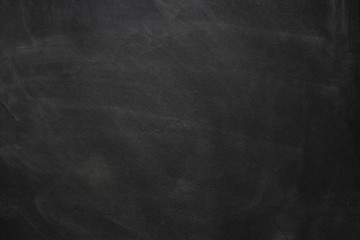 Black chalkboard background.Vector texture