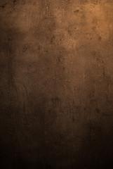 Empty brown concrete surface texture
