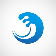 wave business logo