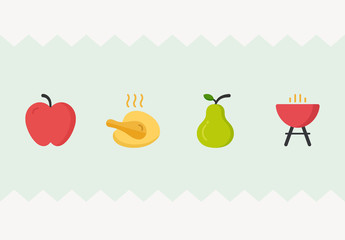 35 Food Icons