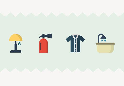 20 Home Life Icons
