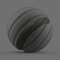 Concrete Horizontal Lines